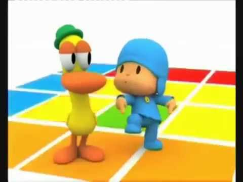 Pocoyo Baila - Panamericano video