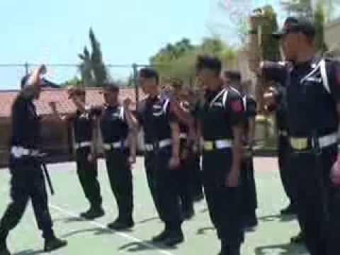 video pelatihan security