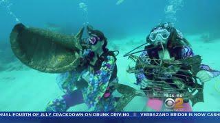 Underwater Music Festival Rocks The Florida Keys