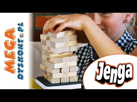 Jenga Pass Challenge • Dzieciaki W Akcji !!!  • Gry Dla Dzieci