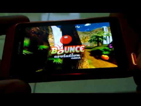Nokia N8 3D Games Symbian^3