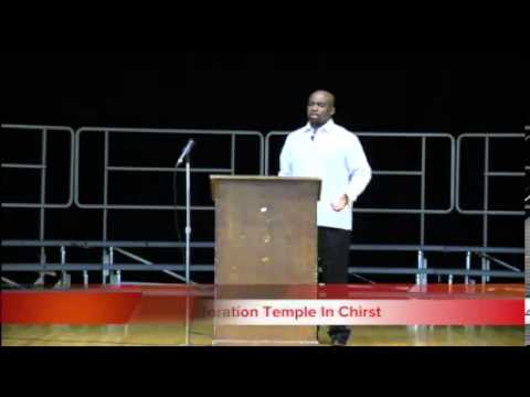 Restoration Temple In Christ video