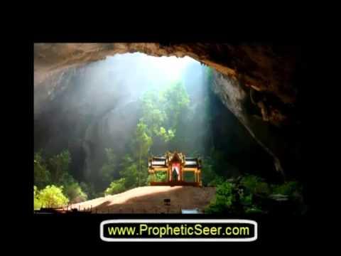 Inner Earth Ringing Tibetan Monks in spirit cave hear new sounds