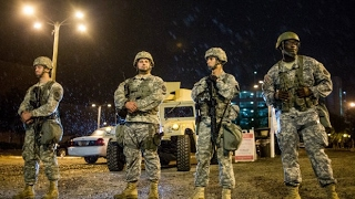 Trump Considers Mobilizing 100,000 Nat Guards for Immigration Crackdown