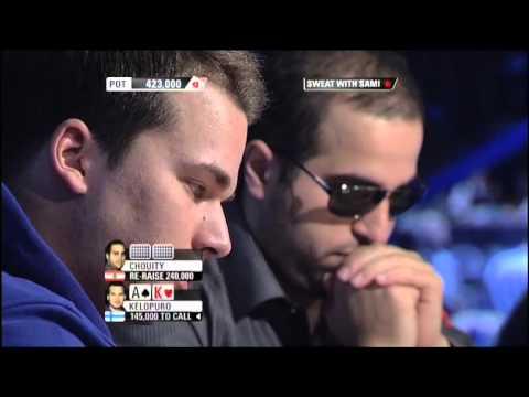 EPT6 - Monte Carlo. Main Event. E1