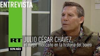 Entrevista con Julio César Chávez, el mejor mexicano en la historia del boxeo