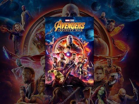Marvels Avengers. Infinity War