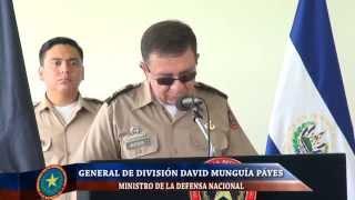 28 ABRIL 2015 CLAUSURA DE SEMINARIO ENTRE EJERCITO DE CHILE Y EL SALVADOR