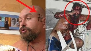 Aleksey Makeev Probable Russian jew With Swazis Stabs Mexican Dead In Cancun