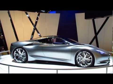 Salon de l'automobile de Genève – Geneva Motorshow 2012