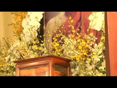 SEN VIỆT Video 5: Lễ viếng Giác linh Hòa Thượng Thích Minh Châu ngày 5.9.2012