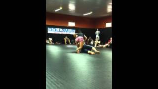 Cat Zingano Grappling Seminar at Tiger Muay Thai