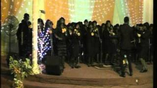 Choir Ministration:I am a Champion am Coming Out VICTORY LIFE WORLD CONVENTION 2014