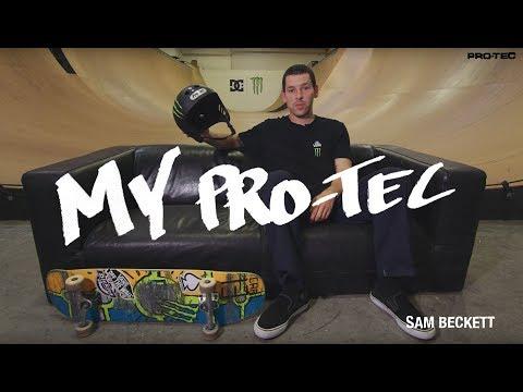 My Pro-Tec: SAM BECKETT
