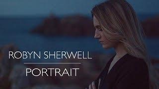 """Robyn Sherwell - """"Portrait""""のリリック・ビデオを公開 新譜「Robyn Sherwell」収録曲 thm Music info Clip"""