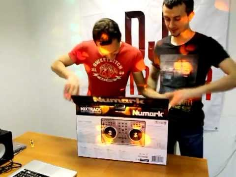 Numark MixTrack - обзор, тест от DJ-дуэта Пиратское Радио