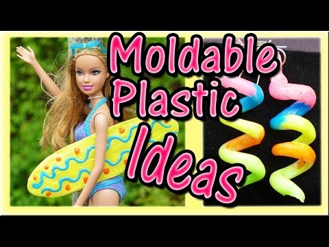 Ideas for Polymorph. a Moldable Plastic - ThermoMorph Review