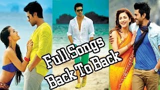 Yevadu - Yevadu Movie Full Video Songs Back to Back  - Ram Charan,Shruti Hassan, Allu Arjun,Kajal