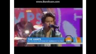 The Vamps - Somebody to You - The Today Show