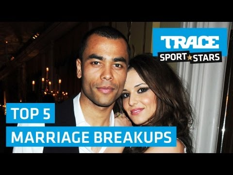 Top 5 Celebrity Athlete Marriage Breakups