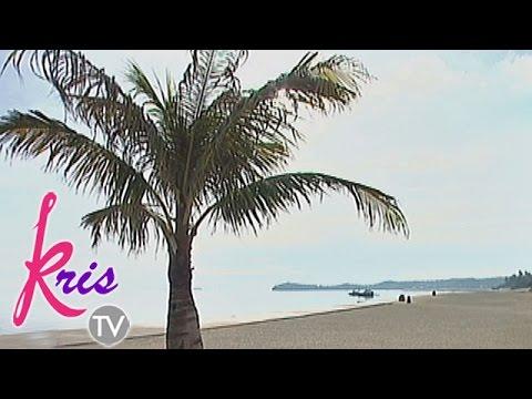 Cebu is one of Kris, Josh & Bimby's favorite destination