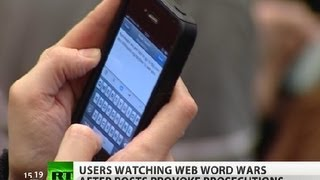 Web Word Wars_ Twitter posts provoke prosecutions in UK