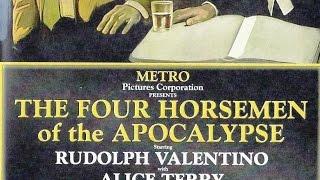 The Four Hoursemen of the Apocalypse full version silent movie