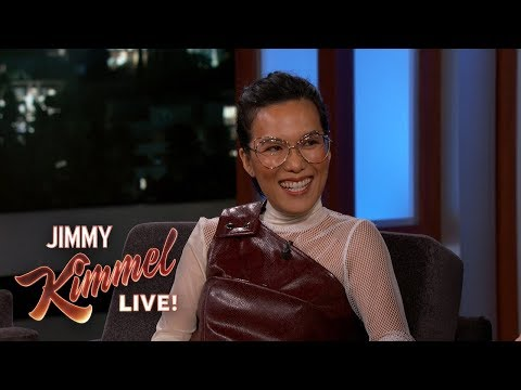Ali Wong on Her Famous Dress, Dirty Jokes & Keanu Reeves