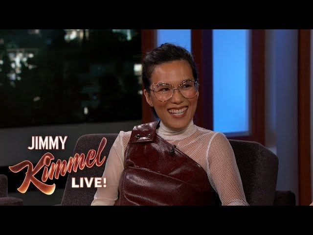 Ali Wong on Her Famous Dress, Dirty Jokes & Keanu Reeves thumbnail