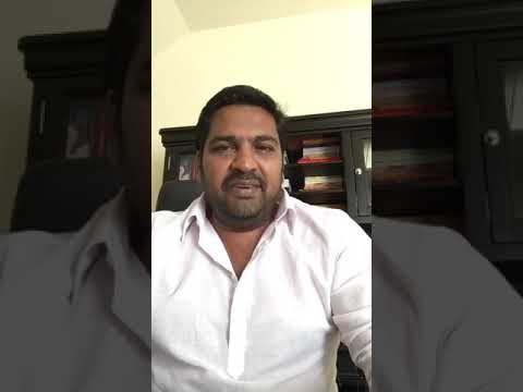Ap Nri KC Cherukuri challenges BJP MP GVL Narasimha Rao