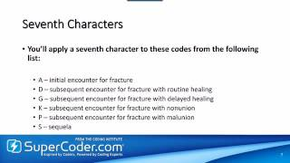 ICD 10 CM updates and challenges for Orthopedics