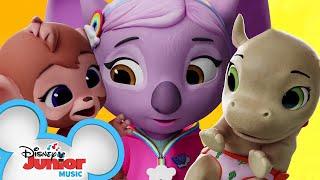 L-O-V-E Music Video ❤️ | T.O.T.S.| Disney Junior