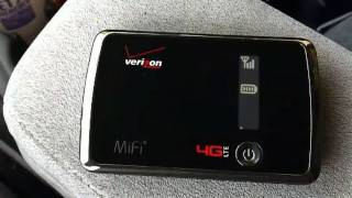 Verizon Mobile Hotspot 4G LTE Mifi 4510L Review