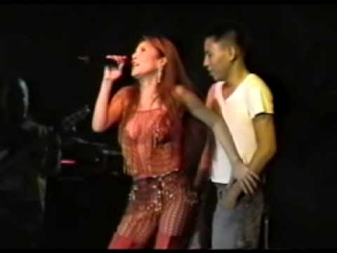 Mystica's Naughty Performance Of The Song  Aray  By Mae Rivera video