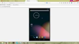 Run Android Apps On PC Without any Software 2016 [HD]