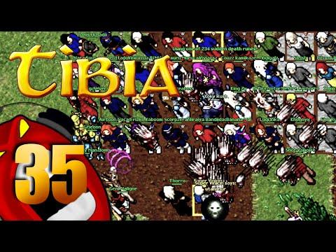 PROGRAMA TIBIANO #35 - EPIC TIBIA JOGADAS
