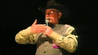 "National Cowboy Poetry Gathering: Jesse Smith recites ""Three Wheeler"""