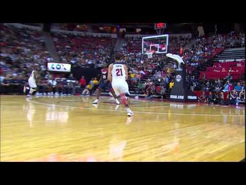 2015 USA Basketball Showcase Recap