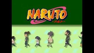 Naruto Ending 3 | Viva★Rock Japanese Side (HD)