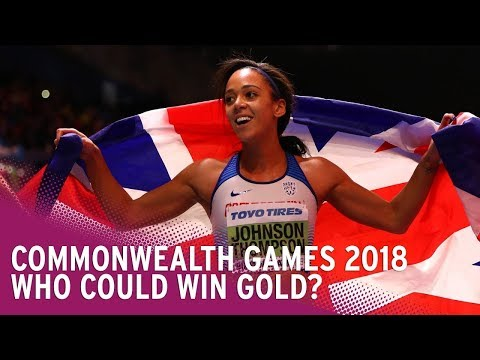 Commonwealth Games 2018 - Meet The Home Nations' Medal Hopes
