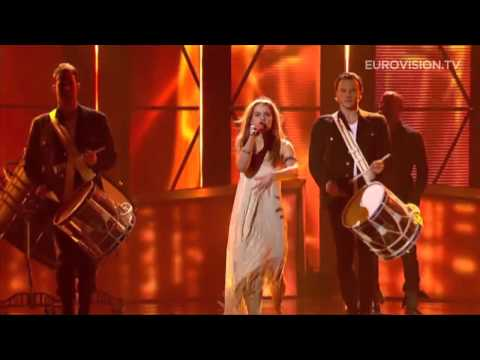 Emmelie De Forest - Only Teardrops Denmark Eurovision 2013 [WINNER!] [HD]