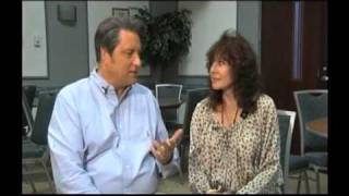 Jim Longworth interviews Sherry Jackson
