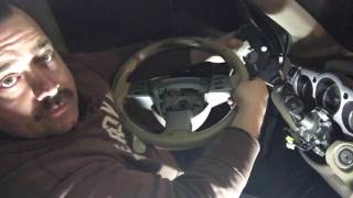 Clock Spring Replacement 2006 Nissan Murano