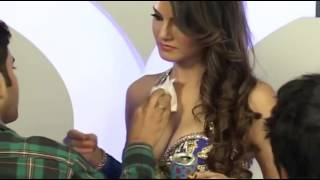 Download Sunny Leone ENJOYING with makeup man 3Gp Mp4
