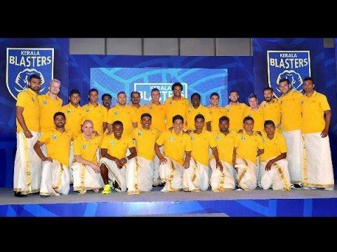 Sachin Tendulkar's ISL franchise Kerala Blasters unveils team logo