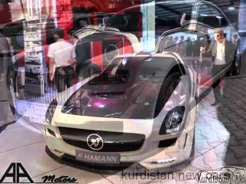 Kurdistan Erbil International Auto Show 2012