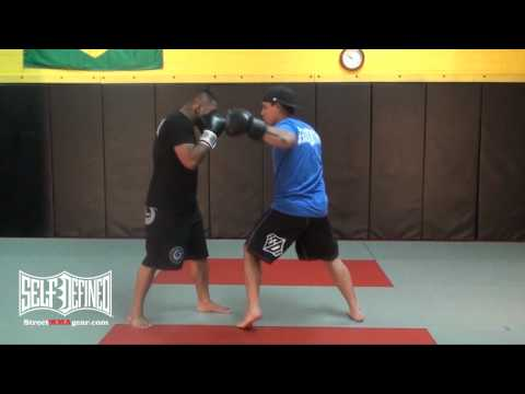 Four Punch Combo, Beginners MMA Moves - Muay Thai Striking Technique Image 1