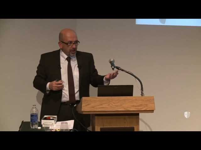 Provost Lecture - Paul O'Higgins: The Measure of Things: Pattern, Process and Morphometry
