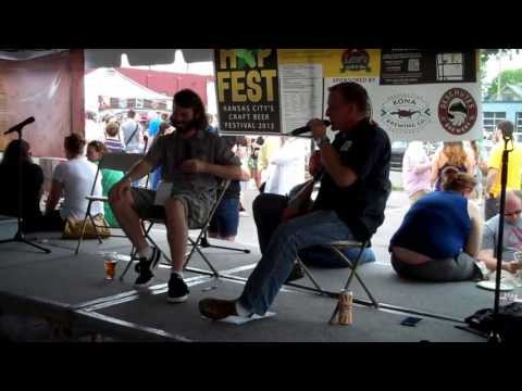 20130518 HopFest KC Seth Adams Boston Beer Interview