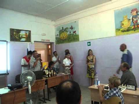 IV Этап Кубка Астраханской области по блицу